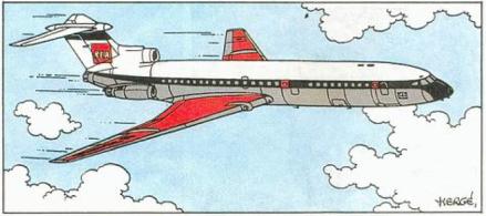 Hawker Siddley Trident_1