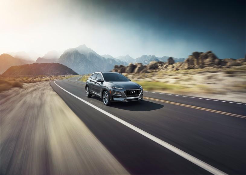 Hyundai Kona wins JD Powers Tech Experience