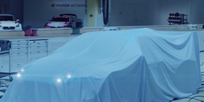 Hyundai Motorsport electric racer