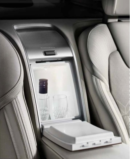 Volvo XC90 Lounge Interiors